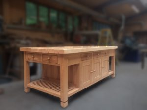 Bespoke carpentry and joinery, furniture