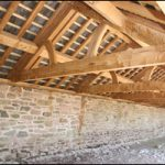 traditional oak roof trusses