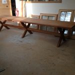 bespoke commission, long table