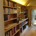 bespoke fitted shelving