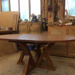 bespoke dining table made to order