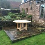 bespoke patio table
