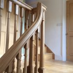 Traditional carpentry stairs to order