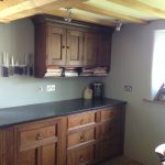 bespoke traditional fitted kitchen made to order