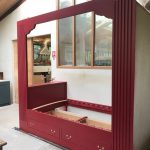 bespoke fitted bed